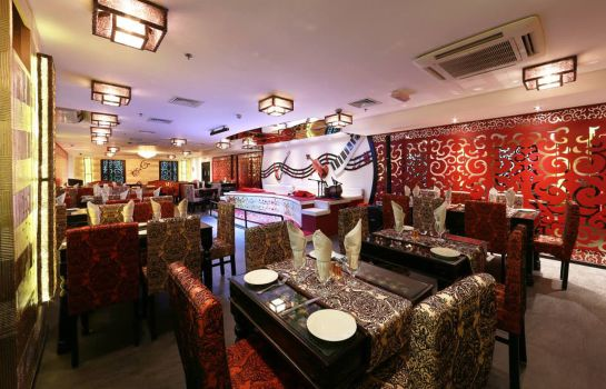 Restaurant 1 Howard Johnson Bur Dubai