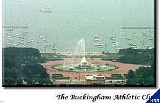 Buitenaanzicht The Buckingham Hotel
