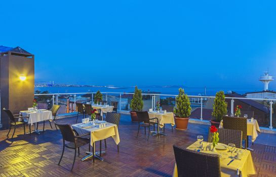 Restaurant Almina Hotel Istanbul Special Class
