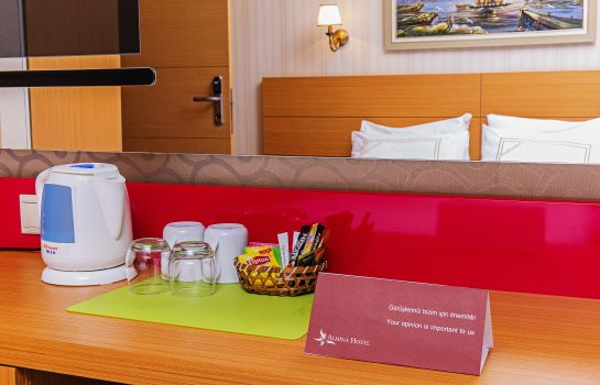 Chambre individuelle (standard) Almina Hotel Istanbul Special Class