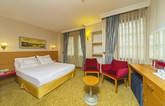 Chambre double (standard) Almina Hotel Istanbul Special Class