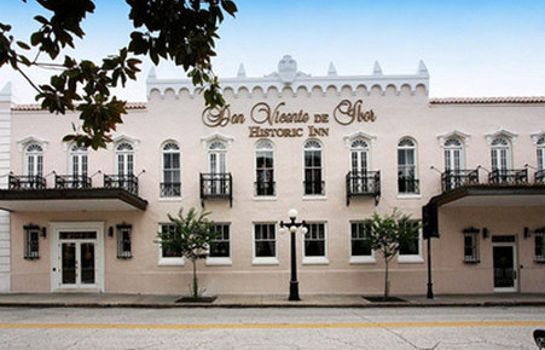 Außenansicht DON VICENTE DE YBOR HISTORIC INN