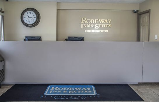 Hotelhalle RODEWAY INN AND SUITES NIAGARA FALLS
