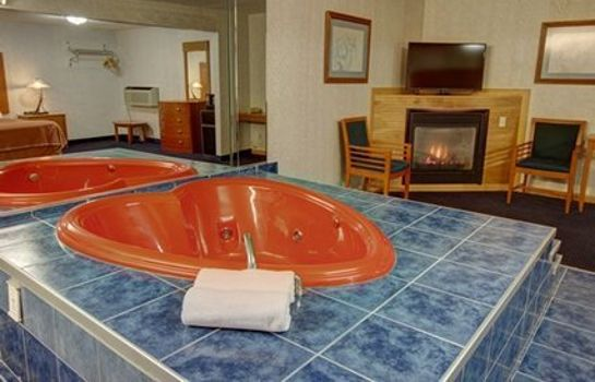 Suite RODEWAY INN AND SUITES NIAGARA FALLS