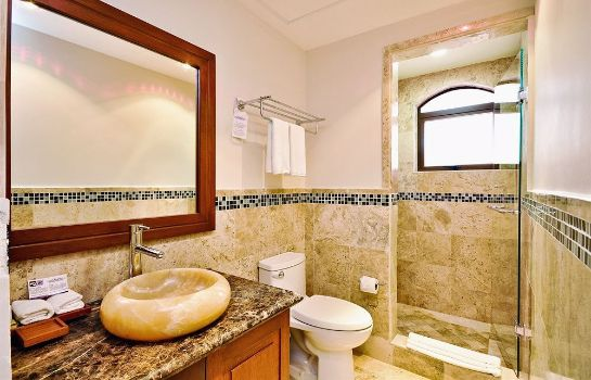 Bathroom Acanto Hotel and Condominiums Playa del Carmen