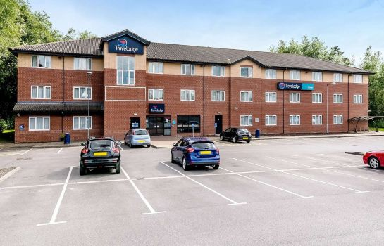 Buitenaanzicht TRAVELODGE CREWE