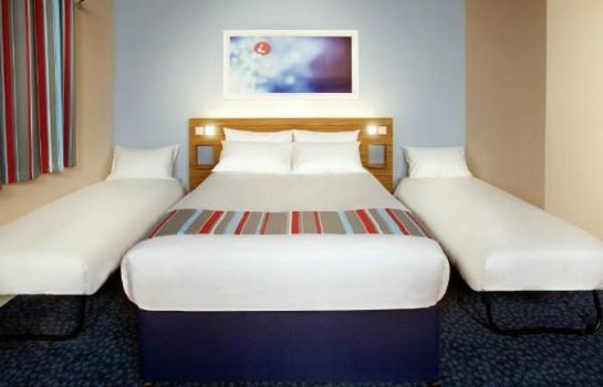 Zimmer TRAVELODGE CREWE