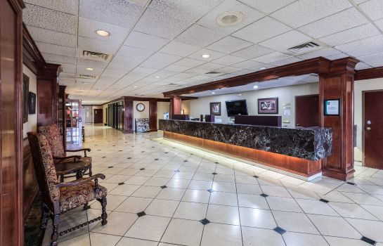 Hall de l'hôtel Quality Inn & Suites Plano East - Richardson