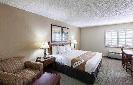 Zimmer Quality Inn & Suites Plano East - Richardson