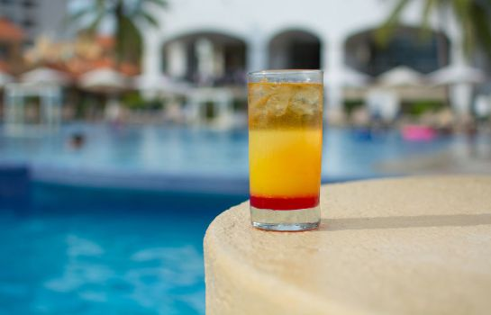 Hotel bar Tesoro Ixtapa All Inclusive
