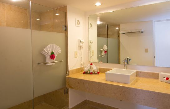 Badkamer Tesoro Ixtapa All Inclusive