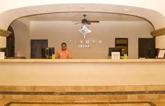 Reception Tesoro Ixtapa All Inclusive