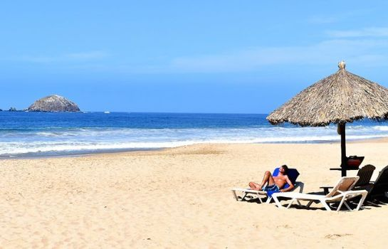 Beach Tesoro Ixtapa All Inclusive