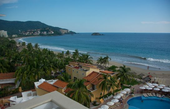 Terrace Tesoro Ixtapa All Inclusive
