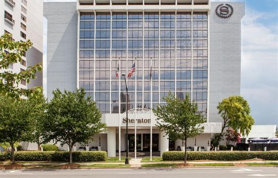 Exterior view Sheraton Charlotte Hotel