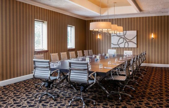 Conference room Sheraton Charlotte Hotel