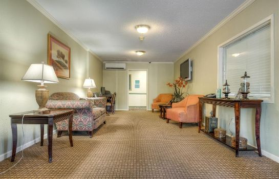 Lobby HOME-TOWNE SUITES G