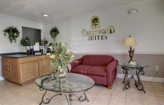Hall Crestwood Suites - Greensboro-Airport
