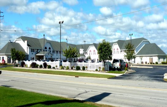 Exterior view Hotel J Green Bay
