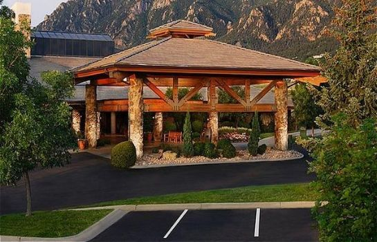 Vista esterna CHEYENNE MOUNTAIN RESORT