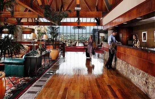 Hotelhalle CHEYENNE MOUNTAIN RESORT