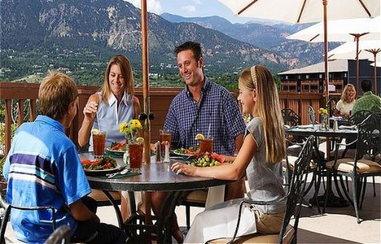 Restaurant CHEYENNE MOUNTAIN RESORT