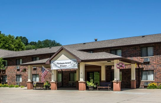 Buitenaanzicht Quality Inn & Suites Decorah