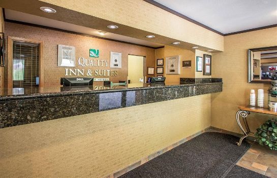 Hotelhalle Quality Inn and Suites Decorah