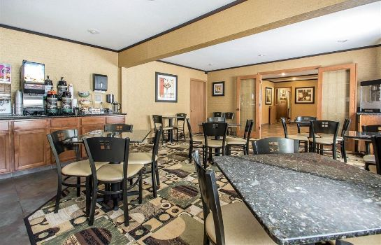 Restaurant Quality Inn and Suites Decorah