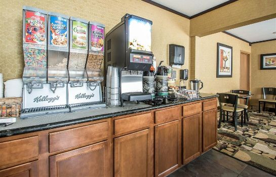 Ristorante Quality Inn and Suites Decorah