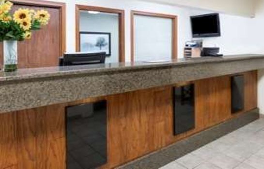 Hotelhalle Days Inn And Suites Des Moines Airport