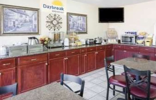 Restaurant Days Inn And Suites Des Moines Airport