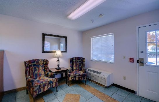 Hotelhalle SUN SUITES OF HOUSTON-HOBBY AIRPORT