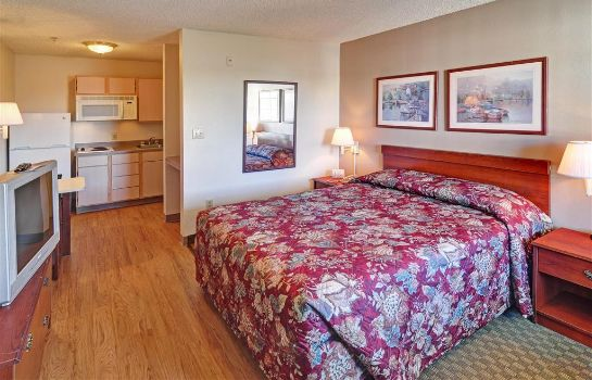 Chambre InTown Suites Extended Stay Dallas/Garland