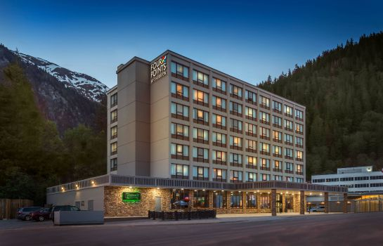 Buitenaanzicht Four Points by Sheraton Juneau