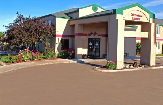 Buitenaanzicht MR. SANDMAN INN AND SUITES BOISE