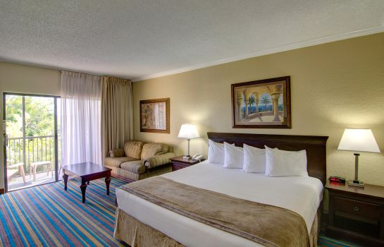Room BOCA RATON PLAZA HOTEL AND SUITES