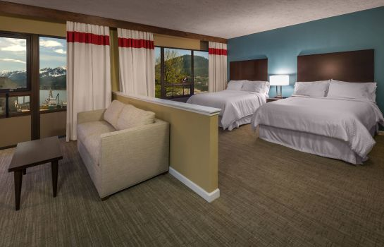 Suite Four Points by Sheraton Juneau