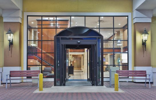 Außenansicht Holiday Inn Express & Suites IRVING DFW AIRPORT NORTH