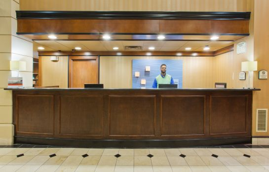 Hall Holiday Inn Express & Suites IRVING DFW AIRPORT NORTH