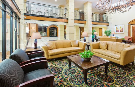 Hall de l'hôtel Holiday Inn Express & Suites IRVING DFW AIRPORT NORTH