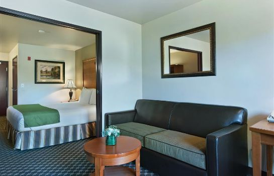 Zimmer Oxford Suites Yakima