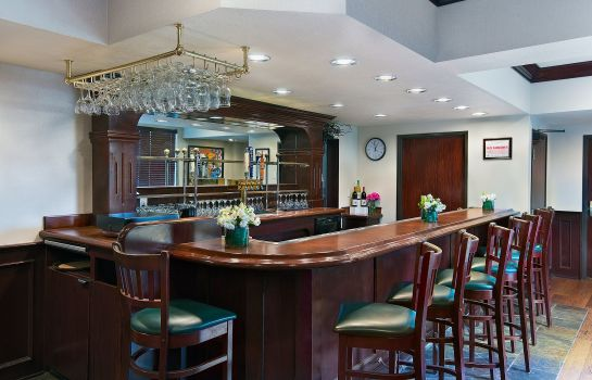 Bar del hotel Oxford Suites Spokane Valley