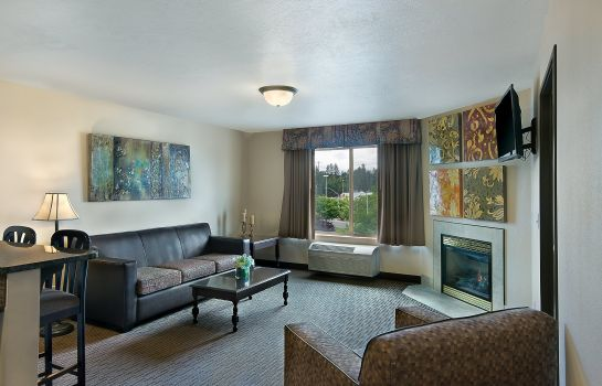 Hotelhal Oxford Suites Spokane Valley