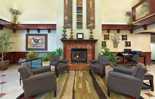 Hotelhalle Oxford Suites Spokane Valley