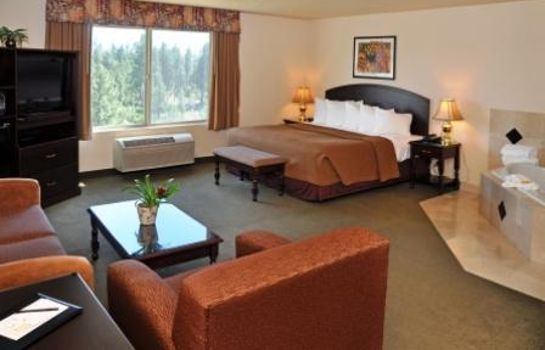 Suite Oxford Suites Spokane Valley
