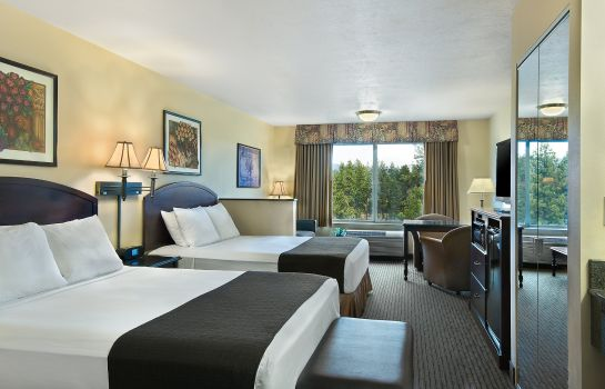 Zimmer Oxford Suites Spokane Valley