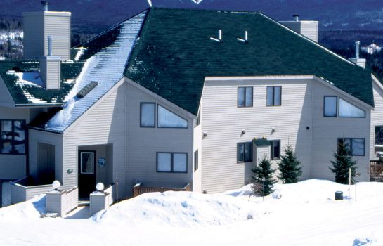 Buitenaanzicht Townhomes at Bretton Woods