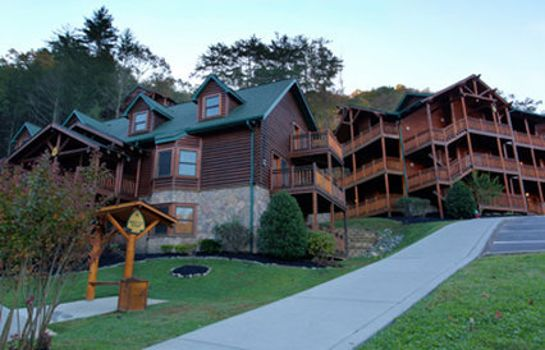 Buitenaanzicht WESTGATE SMOKY MOUNTAIN RESORT