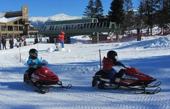 Instalaciones deportivas Omni Mount Washington Resort